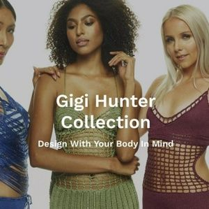 ❤Authentic Two Piece GiGi Hunter